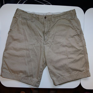 Polo Ralph Lauren Tan Khaki Shorts with Defects